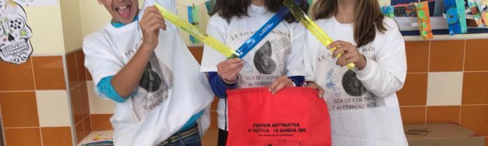 Olimpiada Matemática de Castilla la Mancha, 19/4/18