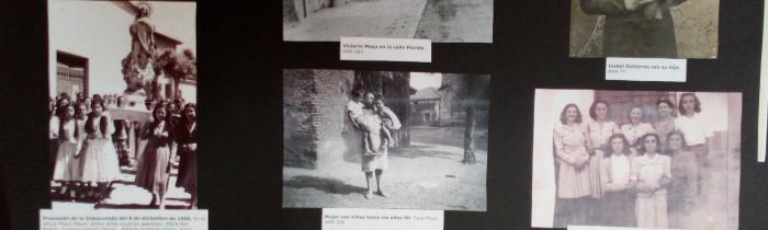 Exposición de la mujer en los documentos del Archivo Municipal de Alovera 15/3/18