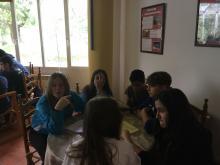 Llegada a Umbralejo, 11 de junio